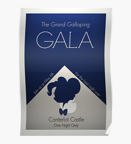 The Best Night Ever (Grand Galloping Gala) Poster