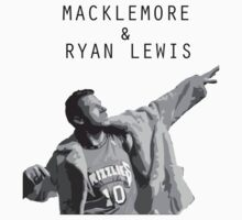Macklemore and Ryan Lewis Inspired design UK Tour 2015 by JackDee55