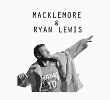 Macklemore and Ryan Lewis Inspired design UK Tour 2015 Unisex T-Shirt