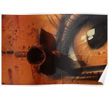 The Rusty Eye - Detail Poster