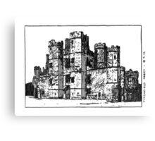 Titchfield Abbey Canvas Print