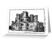 Titchfield Abbey Greeting Card