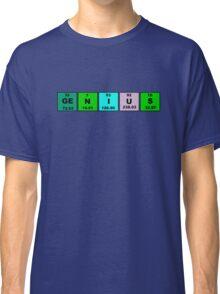 Periodic Table Genius Classic T-Shirt