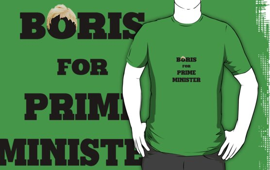 Boris for Prime Minister by tappers24