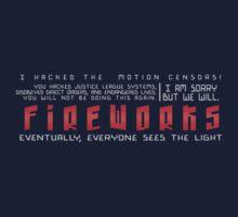 Fireworks by stygianxiron