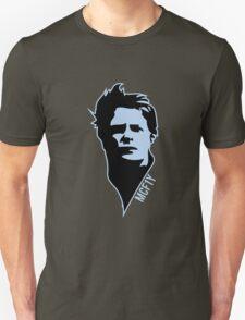 McF1y Blue Logo Unisex T-Shirt