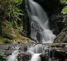 Elabana Falls by Kristin Repsher