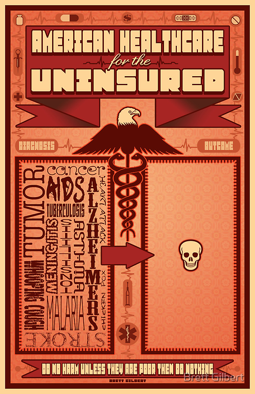 American Healthcare for the Uninsured by Brett Gilbert