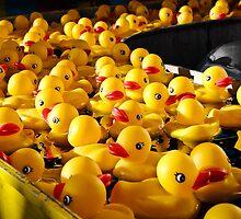 Carnival Duckies by LadyEloise