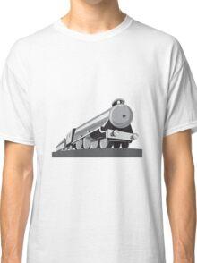 Steam Train Locomotive Retro Classic T-Shirt