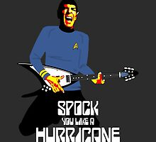 Spock You (White Font) by jetfire852