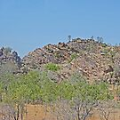 Scenery along Gibb River Road, Kimberley, Western Australia (2) by Margaret  Hyde