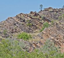 Scenery along Gibb River Road, Kimberley, Western Australia (2) Sticker