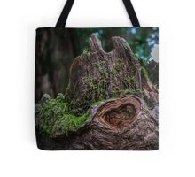 Patriarch Tree Detail Tote Bag
