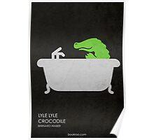 Lyle Lyle Crocodile Poster