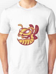 angry female hornet mascot T-Shirt