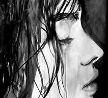 silence by Loui  Jover