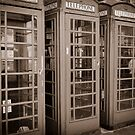 Telephone Boxes by SoulPix