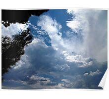 Deep Skies Poster