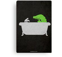 Lyle Lyle Crocodile w/o Title Canvas Print