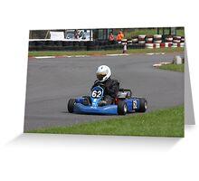 NatSka Karting National Championship 2012 Greeting Card