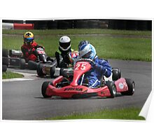 NatSka Karting National Championship 2012 Poster