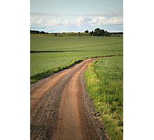 Rural Road Photographic Print