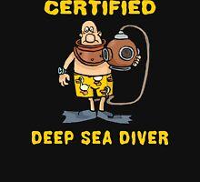 Certified Deep Sea Diver Unisex T-Shirt
