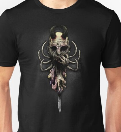 Hades Shrieked Dark T-Shirt