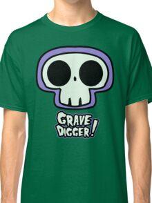 Grave Logo Classic T-Shirt
