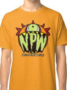Nightmare Pro Wrestling - Logo  Classic T-Shirt