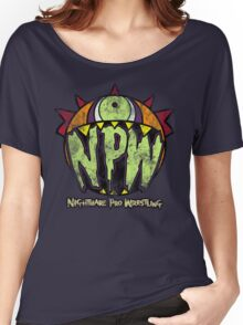 Nightmare Pro Wrestling - Vintage Tee Women's Relaxed Fit T-Shirt