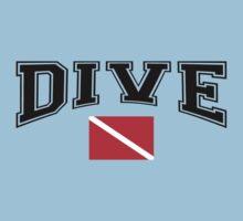 SCUBA Dive by SportsT-Shirts