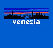 Venezia skyline - Venice by mustbtheweather