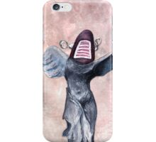 Winged Robot of Victory iPhone Case/Skin