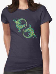 Daco Lizard Art T-Shirt T-Shirt