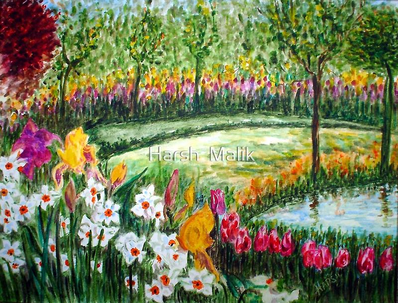 Garden by Harsh  Malik