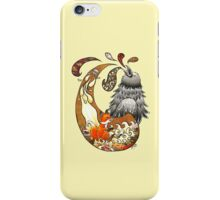The Fox, the Crow, and the Cookie iPhone Case/Skin