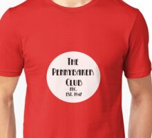 Castle - The Pennybaker club Unisex T-Shirt
