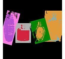 Perfume Bottles Photographic Print