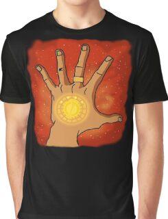 A Cosmic Castaway Graphic T-Shirt