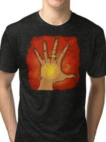 A Cosmic Castaway Tri-blend T-Shirt