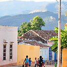 School's out in Cuba by Leanne Churchill