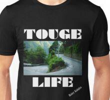 Touge Life (Rainy Knights Drift Crew)   Unisex T-Shirt