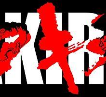 Neo Tokyo Shouting Match by jetfire852