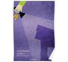 Goodnight Gorilla Poster