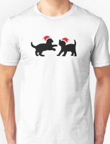 Christmas Kittens T-Shirt