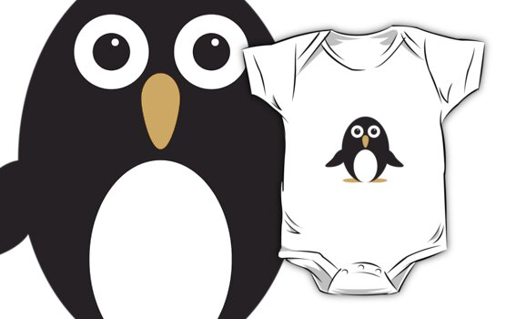 Penguin by Bailey Designs