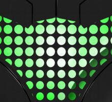 Daft Punk Samus Helmet V2 Sticker