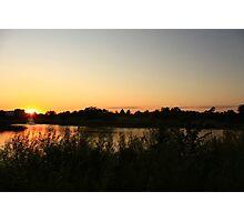 A Beautiful Sunset Photographic Print